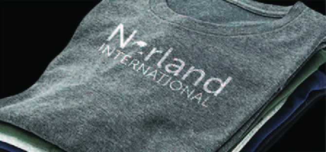 norland international tshirts